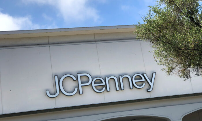 A JC Penney store is shown in Oceanside, California, U.S. on July 31, 2019. (Mike Blake/Reuters)
