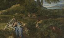 Shepherding Love: On Poussin's Poetic Landscape
