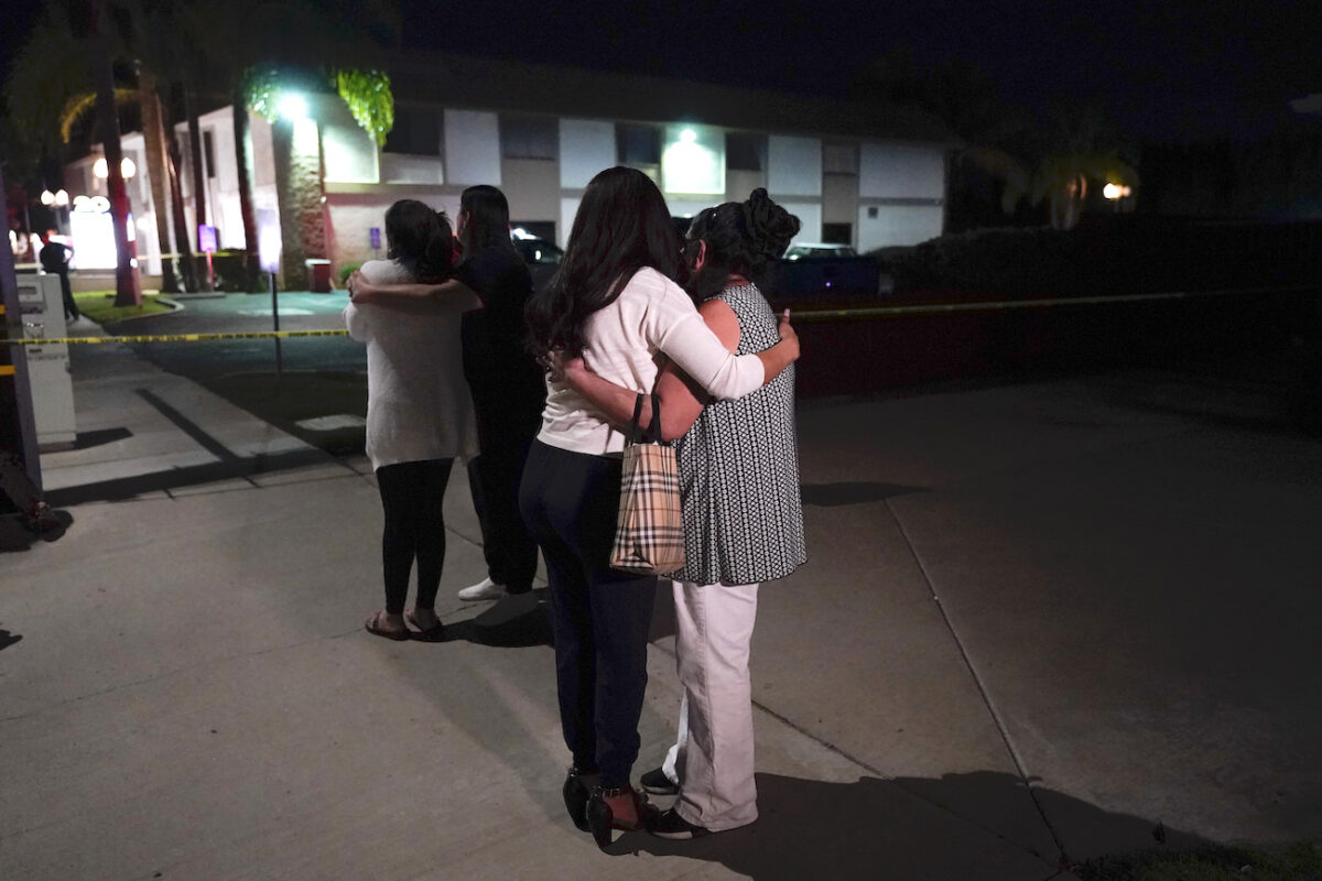4 dead, including child, in Orange, California office building shooting