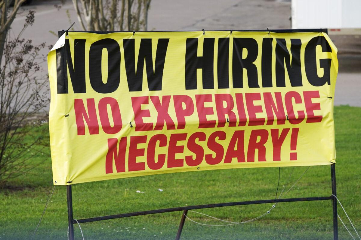 Big Jobs Gains