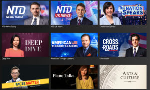 NTD Expands UK Broadcast to Freeview Viewers