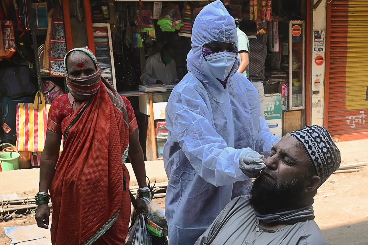 India virus outbreak