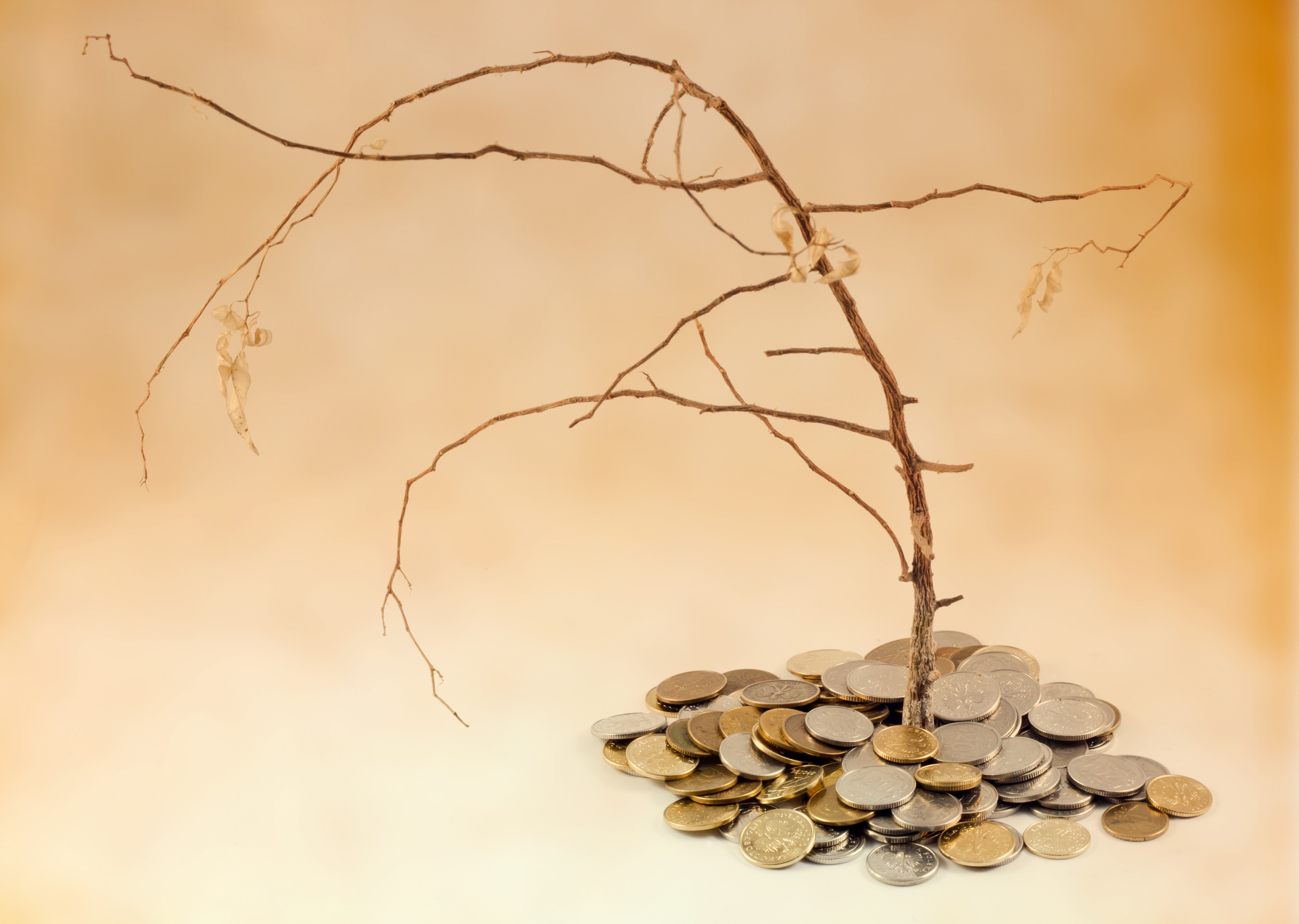 Sometimes we need to recognize that the money and time we've already spent were wasted and just move on. (udra11/Shutterstock)