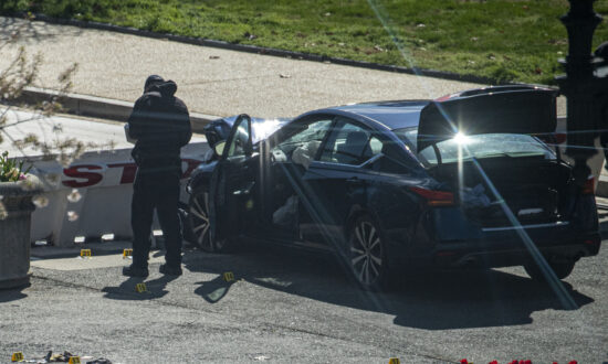 Video: Facts Matter (April 2): Suspect Identified in Capitol Crash, Likely Follower of Nation of Islam