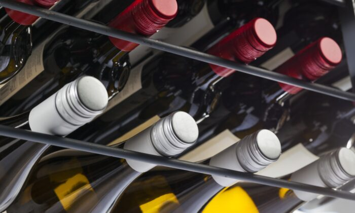 Today, screw caps are also used on upper-tier wines, even though consumers may not be aware that it can be seen as a mark of quality. (Peter de Kievith/shutterstock)