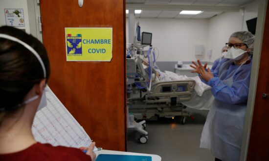 France Sees Further Rise in COVID-19 Intensive Care Patients