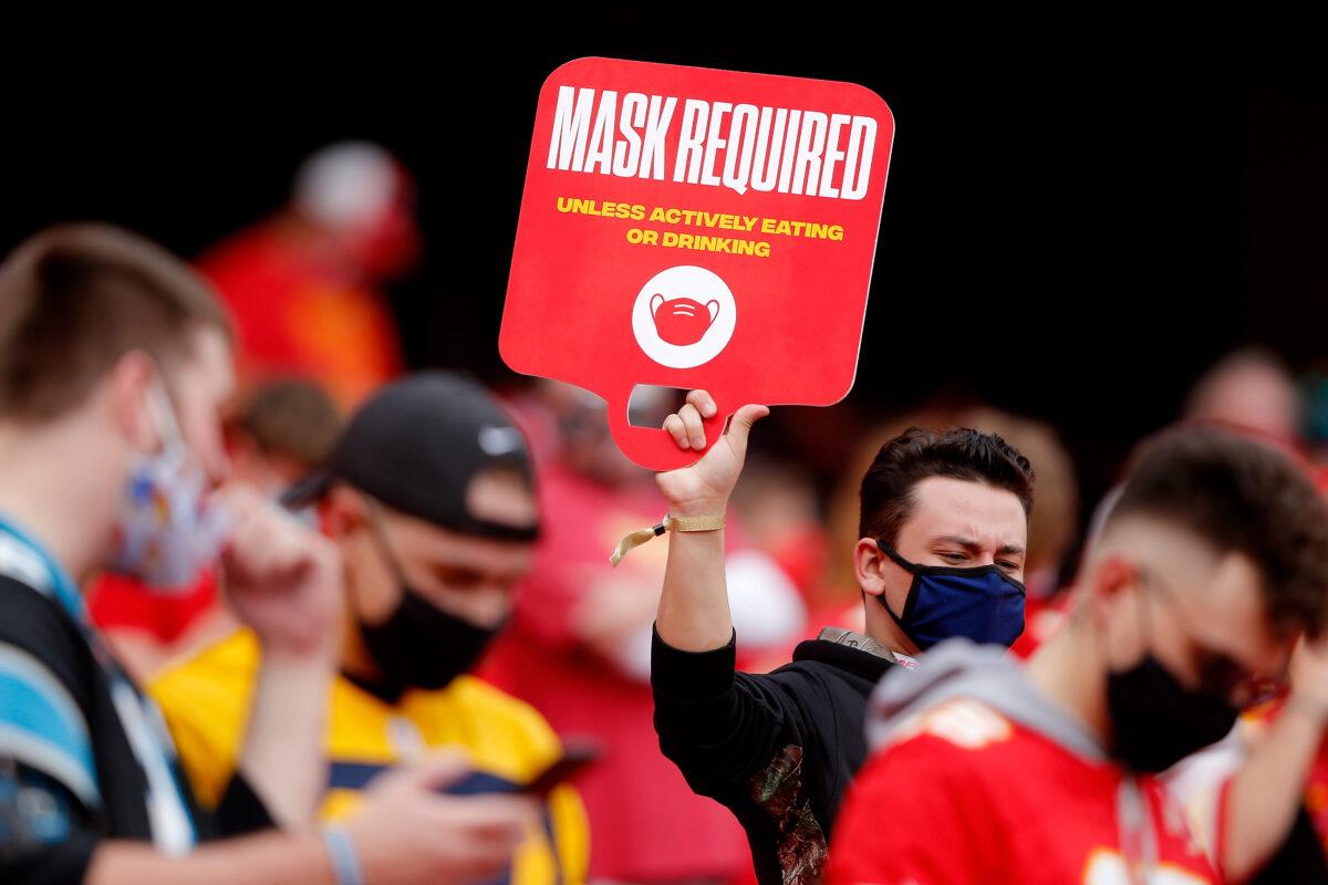 Republican Lawmakers in Kansas Revoke Mask Mandate
