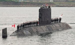 Navy Submarine Suffered Long-Term Damage to Ballast Tank From Errant Test: Report