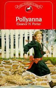 pollyanna book cover