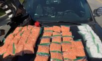 Traffic Stop Leads to Large-Scale Drug Bust in Irvine