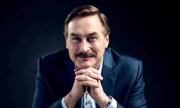 Mike Lindell's autobiography came out in 2019 and highlights his road to recovery. (Courtesy of Mike Lindell)