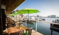 Dock-and-Dine Options Aplenty in Newport Harbor