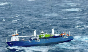 Crew Evacuated as Dutch Cargo Ship Risks Sinking Off Norway