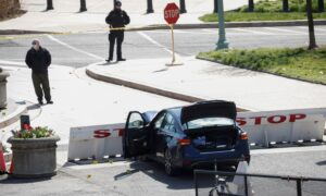 Suspect in US Capitol Attack 'Intentionally Struck' Officers: Police