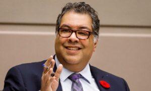 Calgary Mayor Naheed Nenshi Won't Run for Re Election This Fall