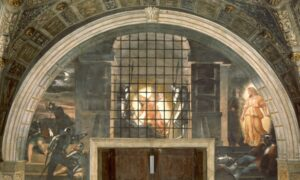 Divine Guidance to True Freedom: The 'Liberation of Saint Peter'
