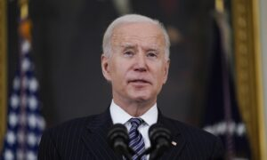 Biden Asks for $1.5 Trillion in 1st Budget Request, Including 16 Percent Domestic Spending Boost