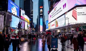 New York City Lost Billions in Tourism Due to Pandemic, Report Shows