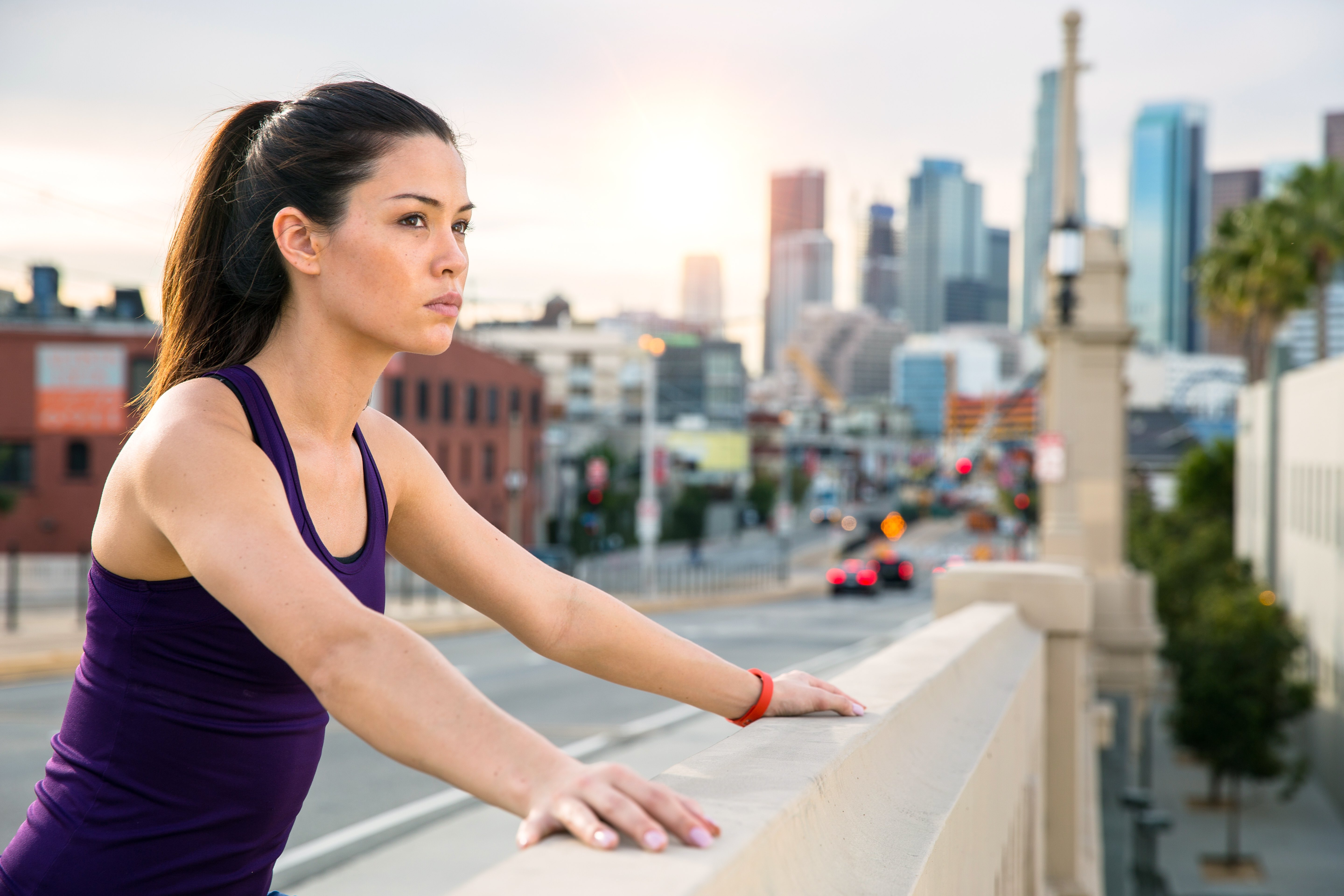 Being physically tough can be helpful, but being mentally tough can transform your life—every single day. (El Nariz/Shutterstock)