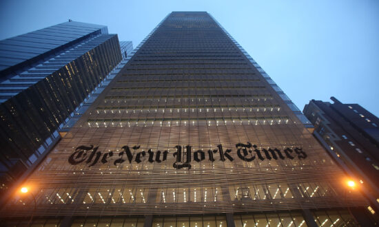 Project Veritas Prepares to Depose New York Times After New York Supreme Court Ruling