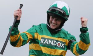 Horse Racing: Blackmore Makes History as First Woman to Win Grand National
