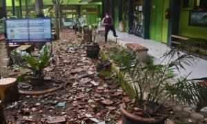 8 Dead, Dozens Hurt As Indonesia Quake Shakes East Java