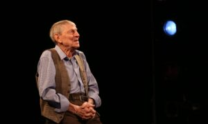 Theater Review: 'John Cullum: An Accidental Star': A Short Glance at a Long, Happy Career