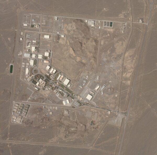 Iran's core