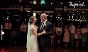 Daughter and Father's Epic Dance Routine