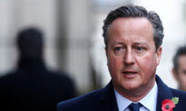 UK Former PM Cameron Says Greensill Lobbying Should Have Been Through Formal Channels