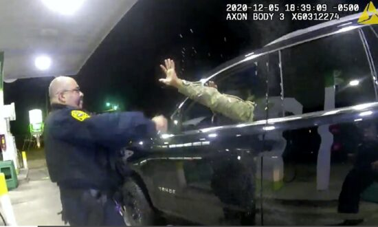 Virginia Officer Fired After Holding Army Lieutenant at Gunpoint During Traffic Stop