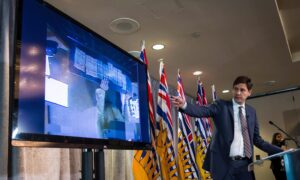 Former, Current BC Cabinet Ministers to Testify at Money Laundering Inquiry