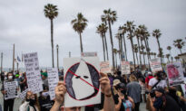 Rumored White Lives Matter Rally in Huntington Beach Turns to BLM Unlawful Assembly