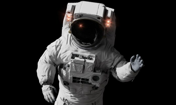 Because no pressure is being applied, Astronauts bones become thinner, and their immune system gets weaker. (Dotted Yeti/Shutterstock)