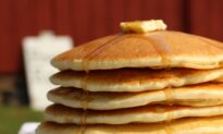 Book Review: 'Pancakes Make People Happy'