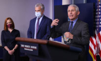 Fauci: Fully Vaccinated People 'Dont Have to Wear Mask Outside'