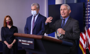 Fauci Says J&J Vaccine Pause Will Only Last 'Days to Weeks,' Rather Than Months