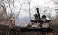 Biden Admin Announces $150 Million in Defense Aid to Ukraine Amid Russia Conflict