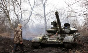 Russia's Military Buildup on Ukraine Border: 'Entirely Possible Putin Is Preparing to Invade'