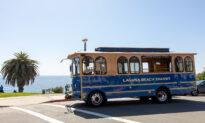 Laguna Beach Trolley Service Will Resume in June