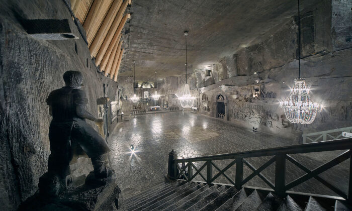(Courtesy of Wieliczka Salt Mine)