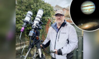 Amateur Astronomer Sets Up Camera in Backyard, Snaps Stunning Space Photos 1,350 Light Years Away