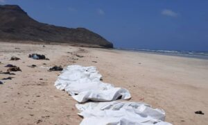 At Least 34 Migrants Dead as Boat Capsizes Off Djibouti, IOM Says