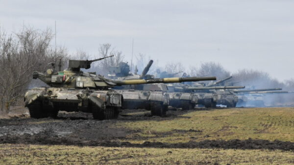 Tanks of the Ukrainian Armed Forces