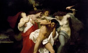 The Woes of Revenge: 'Orestes Pursued by the Furies'