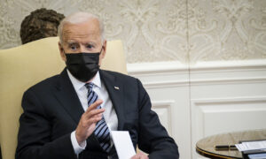 Biden: Surge in Illegal Immigration Along Border Is a 'Crisis'