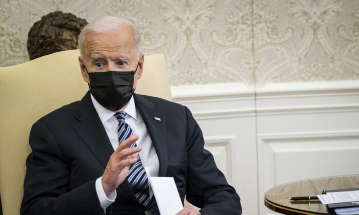 Biden: Surge in Illegal Immigration Along Border Is a 'Crisis,' Will Increase Refugee Cap