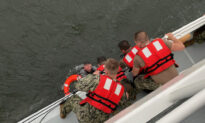 Capsized Ship Off Louisiana: 12 Missing, 1 Dead, 6 Rescued