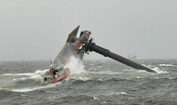 us coast guard photo louisiana boat capsize