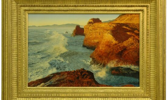 American Painter Gloriously Captures God's Creations